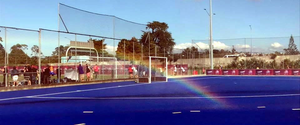 Pitch and Rainbow