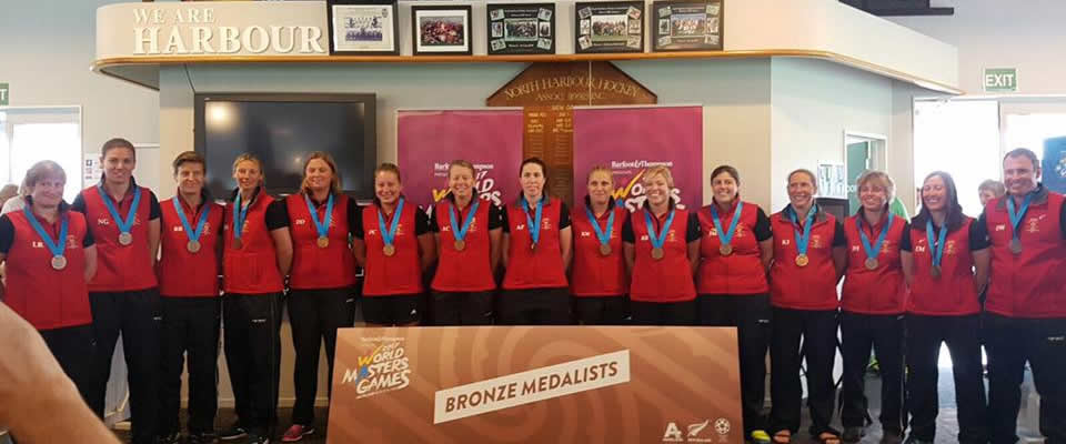 New Zealand tour army win bronze medal