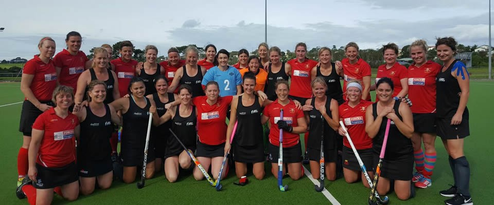 Army Ladies With The Greysticks