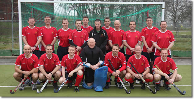 Army Hockey Masters Team