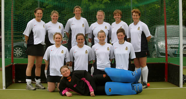 Adjutant General's Corp's ladies hockey team