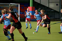 Ladies Hockey Team