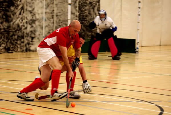 Mens Inter Corps Indoor Hockey Competition October 2012